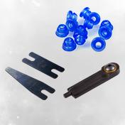 Componentes da Máquina  + Acessórios