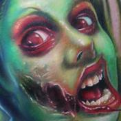 Cores Zombie