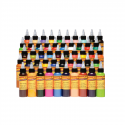 Conjunto Completo de 50 Tintas Eternal - Conjunto Prateado 30 ml (10z)