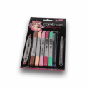 Marcadores Copic CIAO - Manga 3 - Pack 5+1