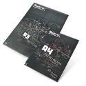 Bloco de Desenho/Arte A3 ou A4 Elevada Qualidade 180GSM Killer Ink (30 folhas)