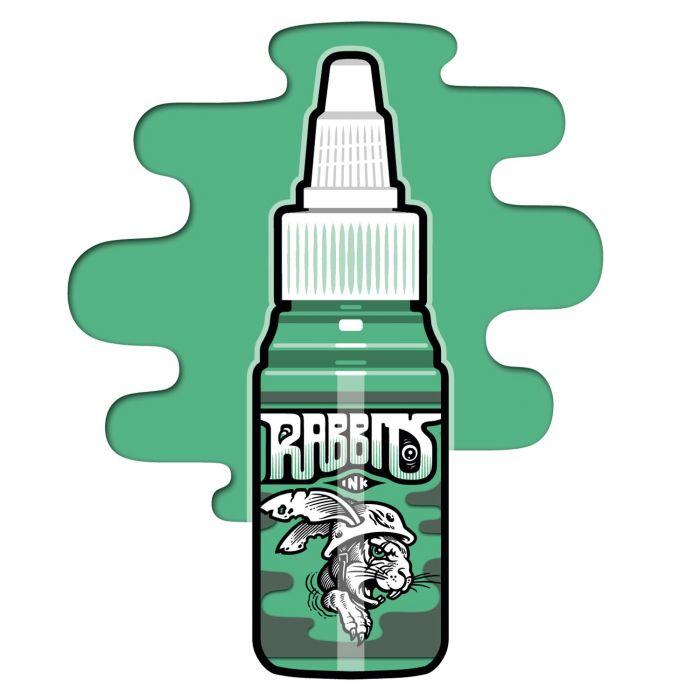 Tinta de Tatuagem Rabbits Ink Mike Wolf's Avocado Green 35 ml