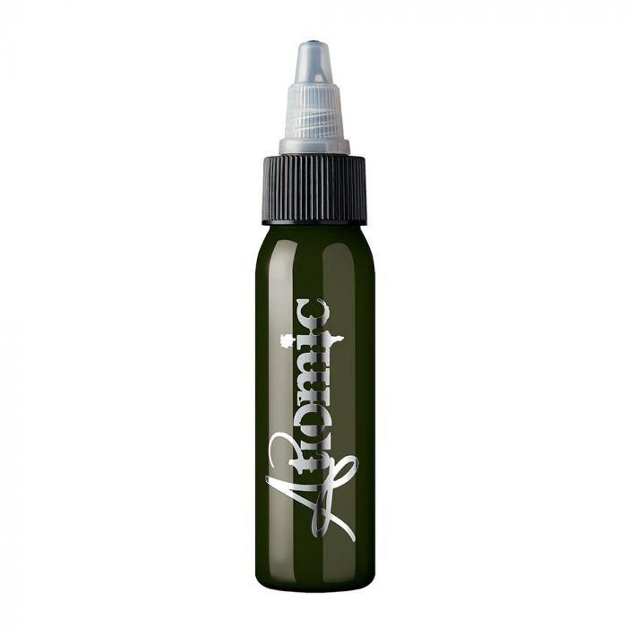 Tinta de Tatuagem Atomic Dirty Green 30 ml