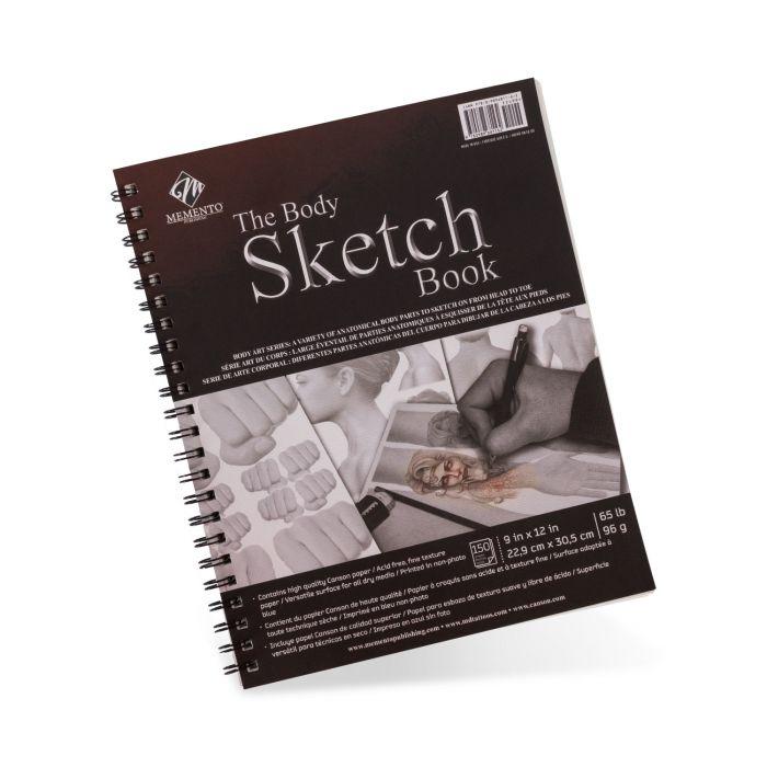 The Body Sketch Book