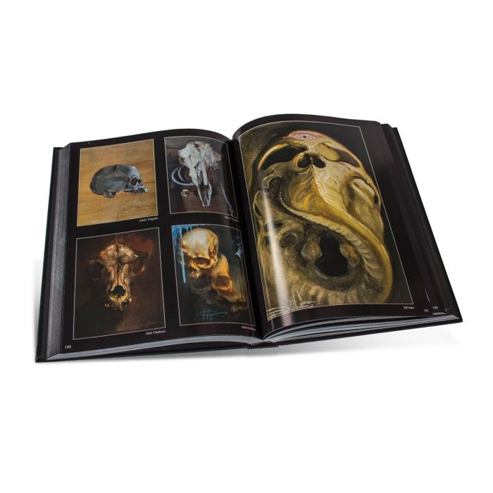 Excavate: Unearthing Artistic Skeletal Remains - Edição Normal (Out of Step Books)