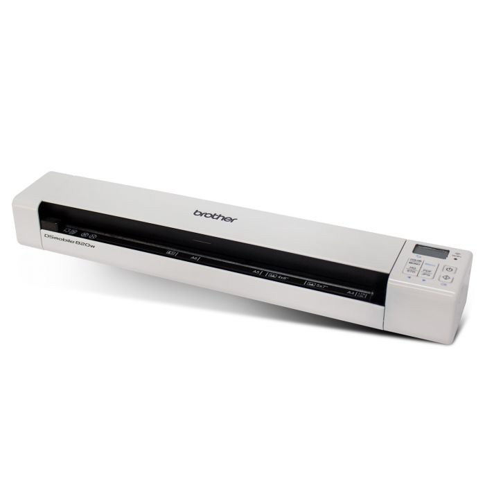 Scanner de Documentos Portátil Brother DS-820W