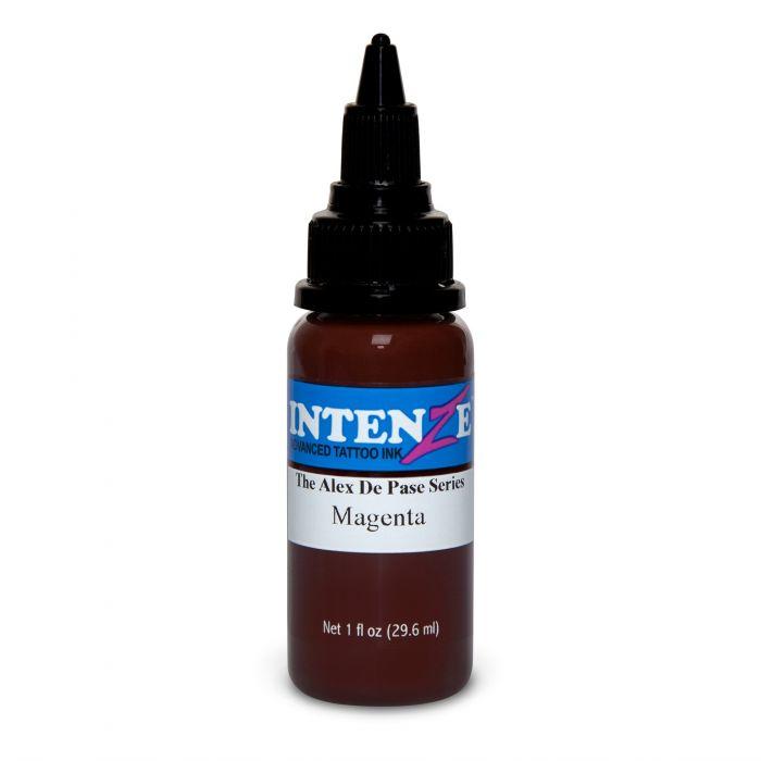 Tinta de Tatuagem Intenze Alex De Pase - Advanced Fleshtone Series - Alex De Pase - Profondo Rosso / Magenta 30 ml (1oz)