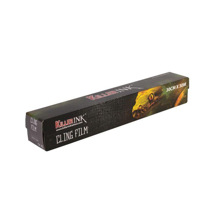 Película Aderente de Corte Fácil Killer Ink em Dispensador 30 m x 30 cm