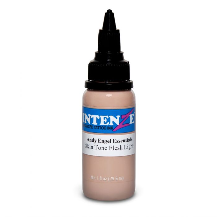 Tinta de Tatuagem Intenze Andy Engel Essentials - Skin Tone Flesh Light 30 ml (1oz)