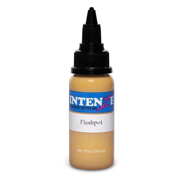 Tinta de Tatuagem Intenze New Original Fleshpot 30 ml (1oz)