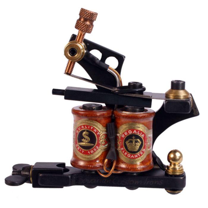 Máquina de Tatuar Bavarian Custom Irons Morphosica - Power Liner