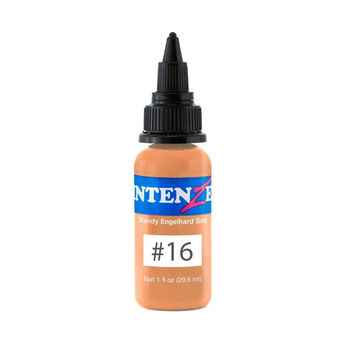 Tinta de Tatuagem Intenze Randy Engelhard Tattoo by Number #16 30 ml (1oz)