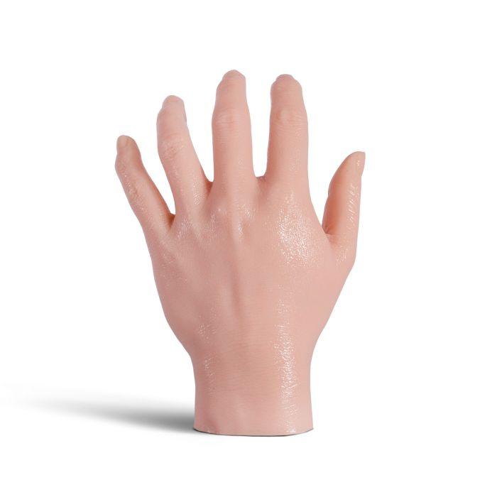 Partes do Corpo - Mão Esquerda