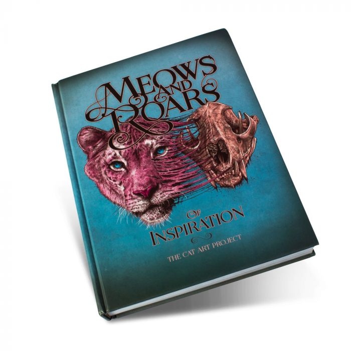 Meows & Roars of Inspiration (Out of Step Books)