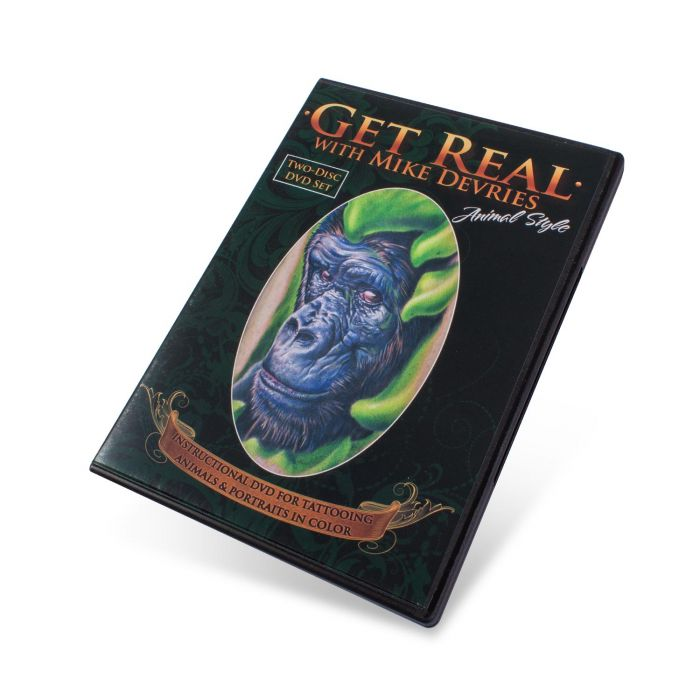 DVD de Mike De Vries - Get Real