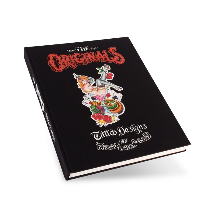 The Originals: Tattoo Designs Por Gibson Sawyer & Loika
