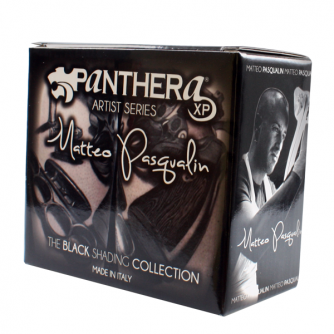 Conjunto Completo de 8 Panthera Matteo Pasqualin - The Black Shading Collection 30 ml