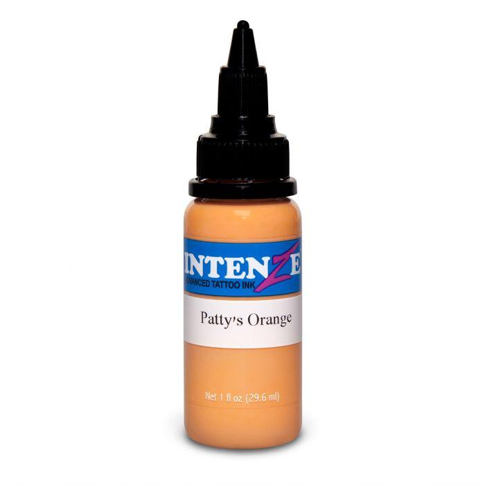 Tinta de Tatuagem Intenze Patty's Orange 30 ml (1oz)