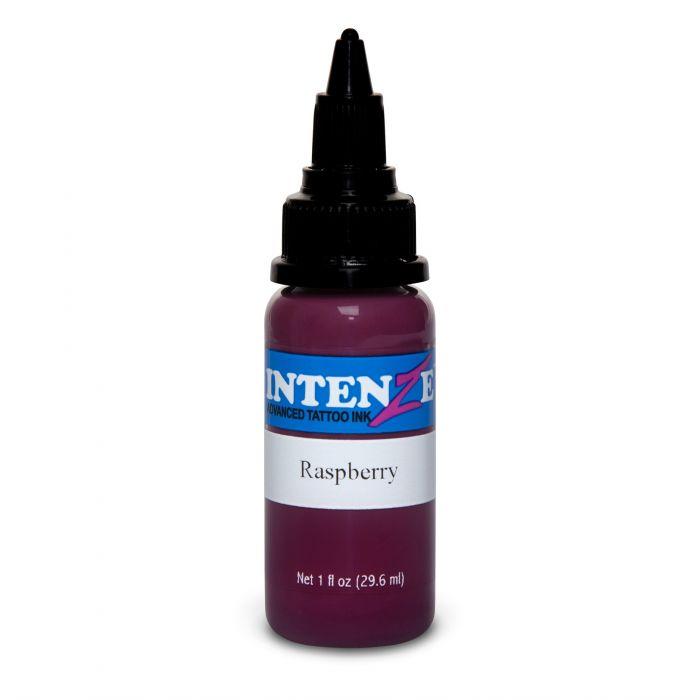 Tinta de Tatuagem Intenze Raspberry 30 ml (1oz)