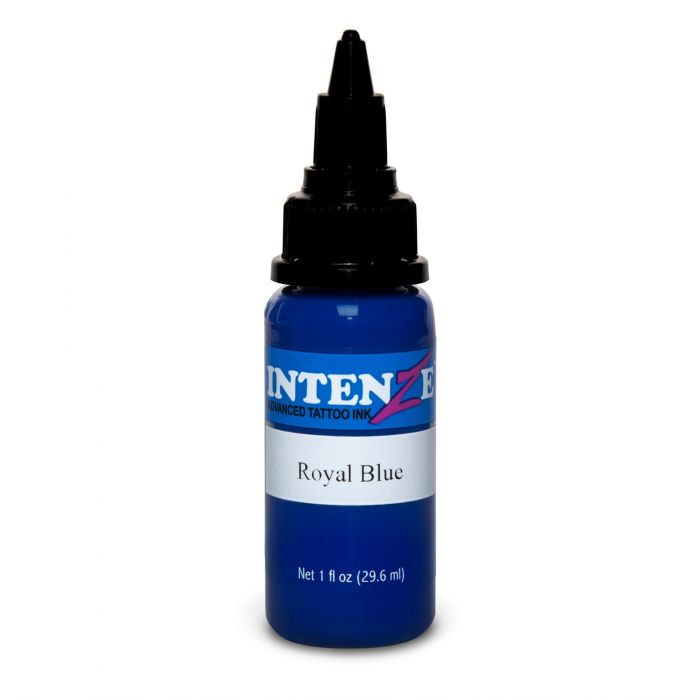 Tinta de Tatuagem Intenze Royal Blue 30 ml (1oz)