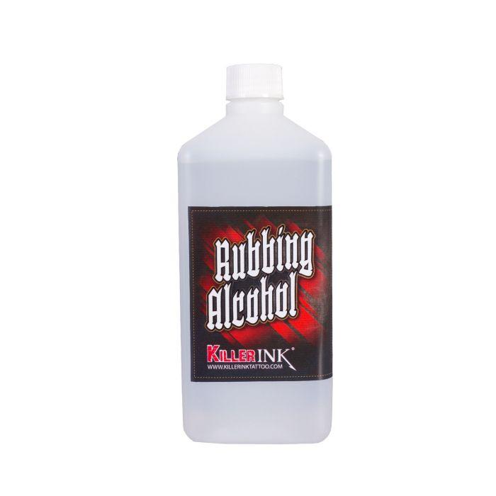 Álcool Killer Ink 1 l (contém 70% de Álcool Isopropílico)