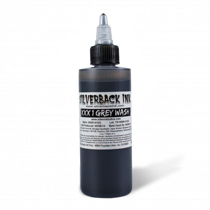 Tinta Silverback Ink® XXX Greywash 1 120 ml (4oz)