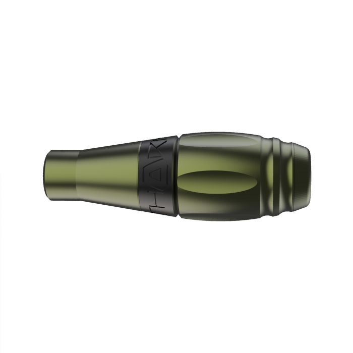 Máquina Stigma-Rotary® Thorn - Verde militar (golpe 3,0, 3,5 ou 4mm)