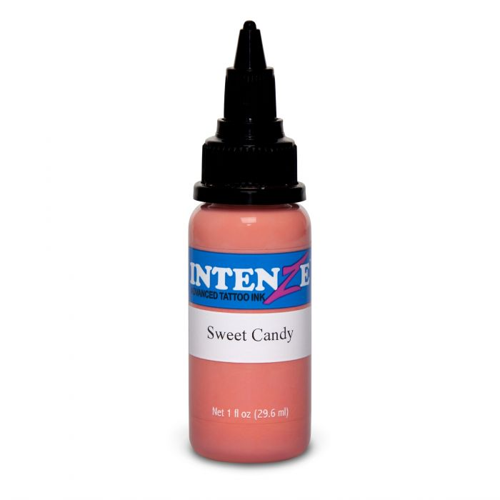 Tinta de Tatuagem Intenze Sweet Candy 30 ml (1oz)