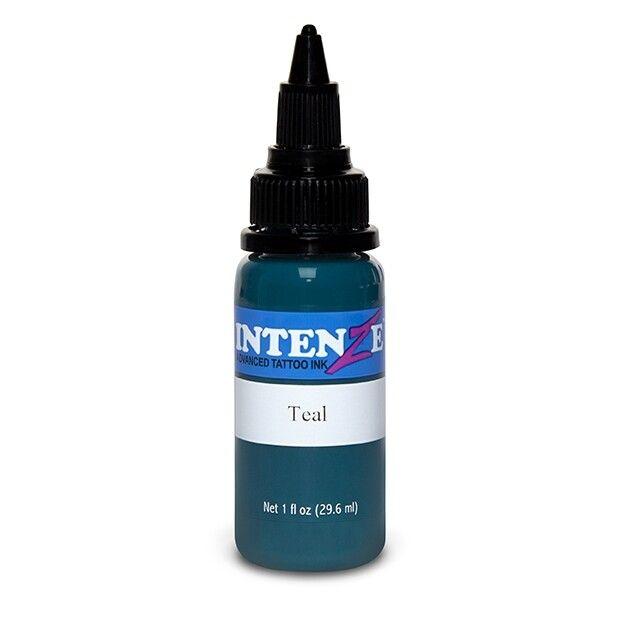 Tinta de Tatuagem Intenze New Original Teal 30 ml (1oz)