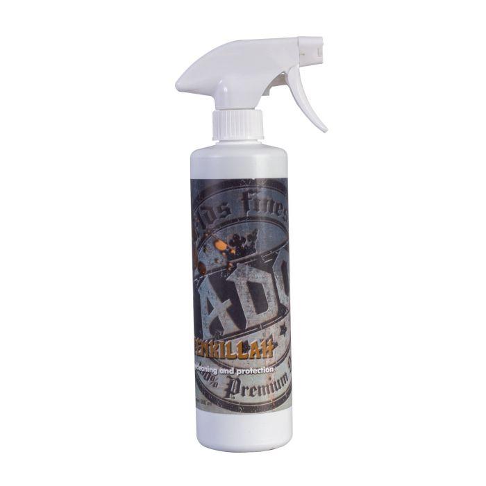 Limpeza de Superfícies em Vinil e Plástico Tintenkillah 500 ml