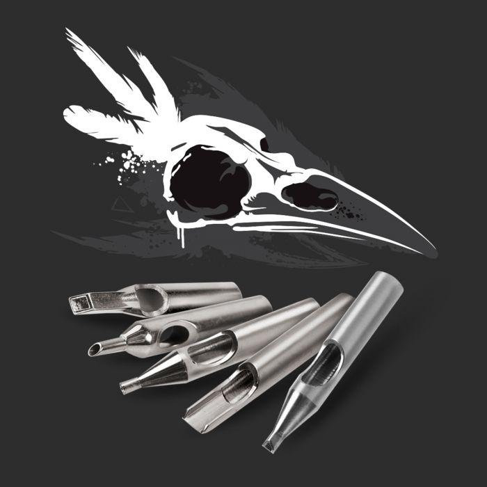 Conjunto Premium de 36 Pontas Magnum + Diamante + Redondas em Aço Inoxidável 316 Killer Ink