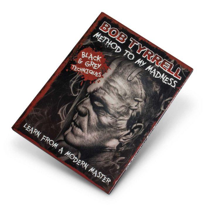 DVD de Bob Tyrrell - Method To My Madness