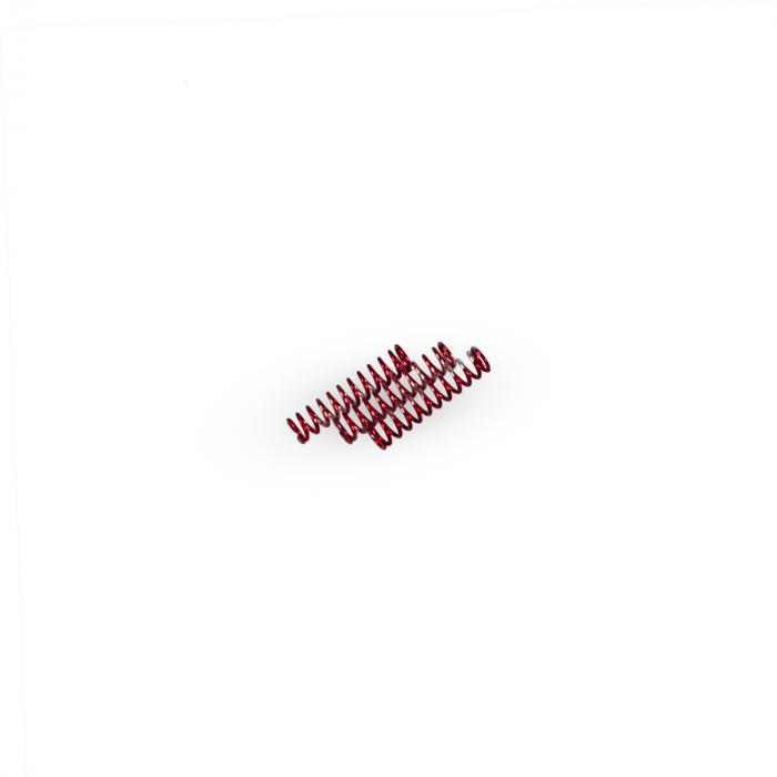 Conjunto de 3 Molas Vermelhas Neotat Vivace - Golpe Longo / Voltagem Mais Alta