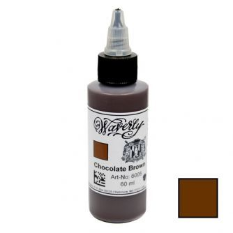 Tinta WAVERLY Color Company Chocolate Brown 60 ml (2oz)