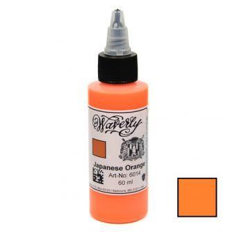 Tinta WAVERLY Color Company Japanese Orange 60 ml (2oz)