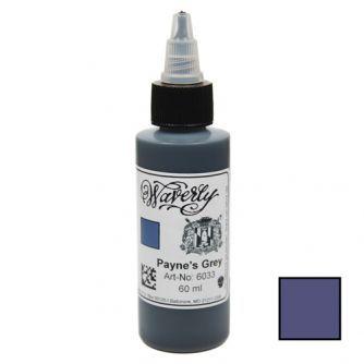Tinta WAVERLY Color Company Payne's Grey 60 ml (2oz)