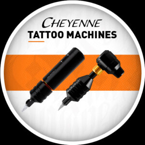Máquinas de tatuagem Cheyenne